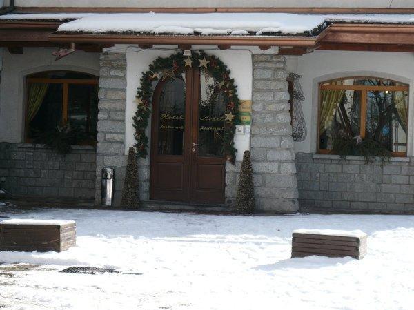 Foto invernale di presentazione Bellavista - Hotel 3 stelle