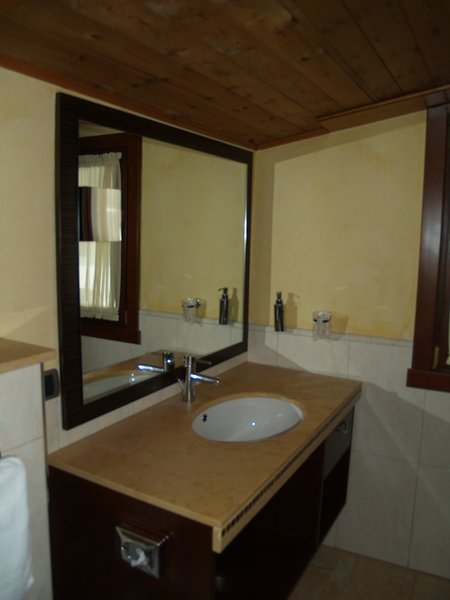 Foto del bagno Hotel Bellavista
