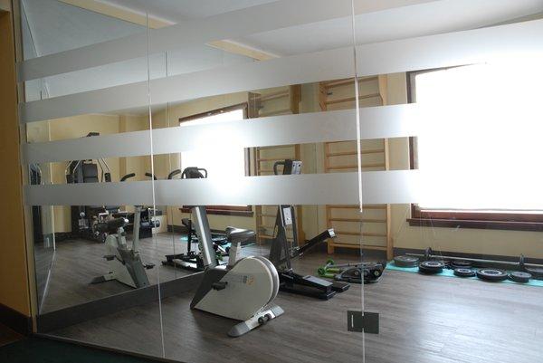 Foto della zona fitness Hotel Bellavista