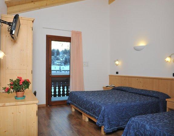 Foto della camera Hotel Bleis