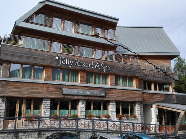 Foto estiva di presentazione Jolly Resort - Residence 4 stelle