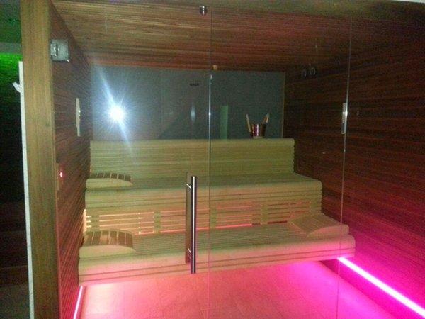 Foto della sauna Ponte di Legno