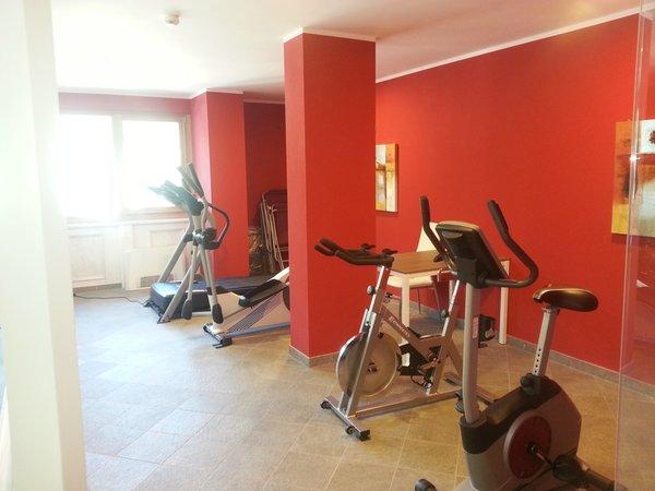 Foto della zona fitness Residence Jolly Resort
