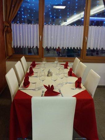 Il ristorante Ponte di Legno Jolly Resort