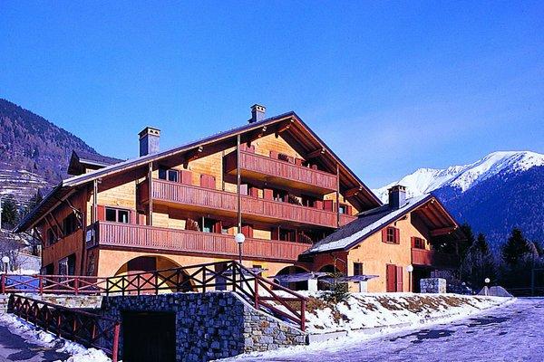 Foto invernale di presentazione Al Maniero - Residence 3 stelle