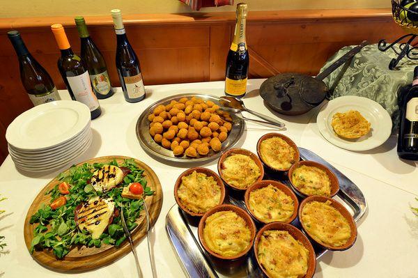 Il ristorante Ponte di Legno Palace Pontedilegno Resort