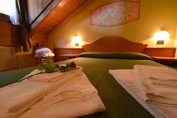Foto della camera Hotel + Residence Palace Pontedilegno Resort