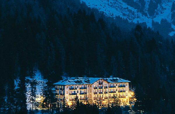 La posizione Hotel + Residence Palace Pontedilegno Resort Ponte di Legno