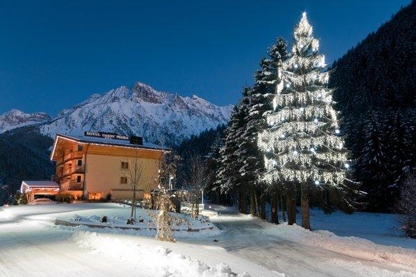 Foto invernale di presentazione Pegrà - Garni-Hotel 3 stelle