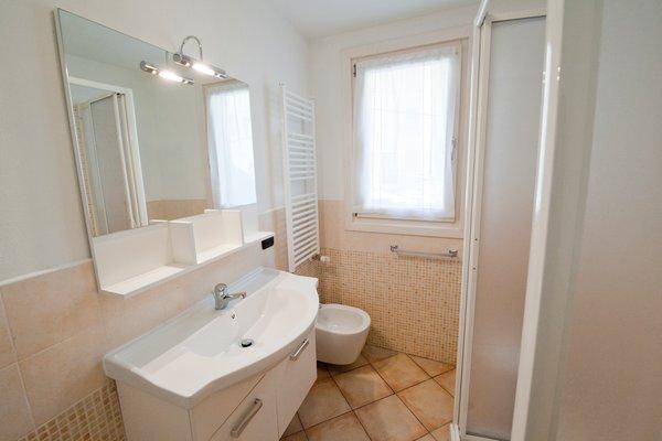 Foto del bagno Residence La Corte
