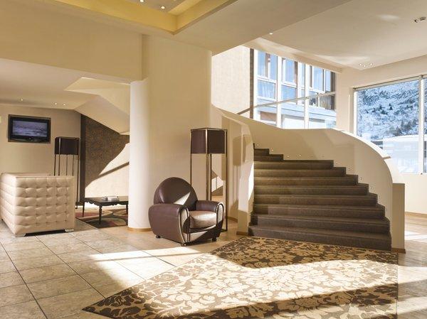 Le parti comuni Hotel Grand Hotel Paradiso