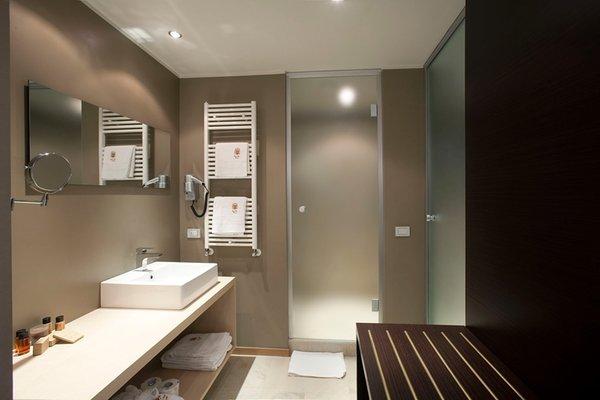 Foto del bagno Hotel Grand Hotel Paradiso