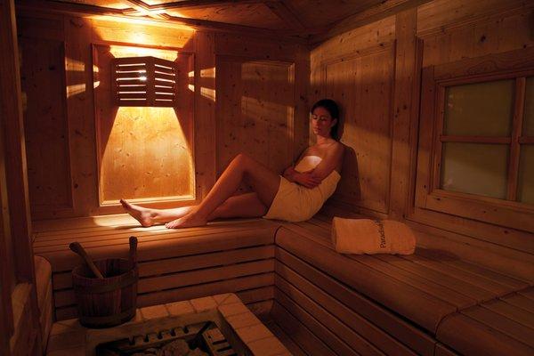 Foto della sauna Passo Tonale