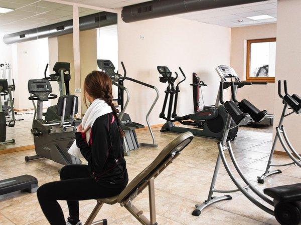 Foto della zona fitness Hotel Grand Hotel Paradiso