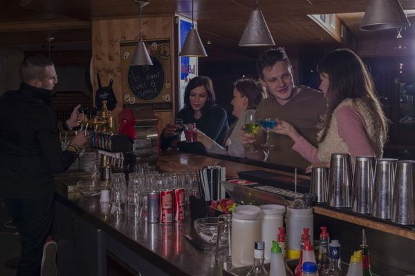 Foto del bar Hotel Piandineve