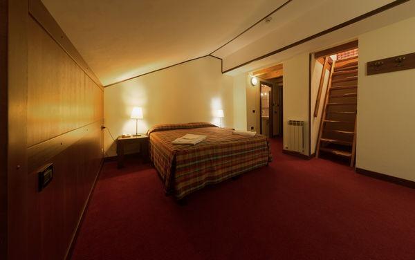 Foto della camera Hotel Piandineve