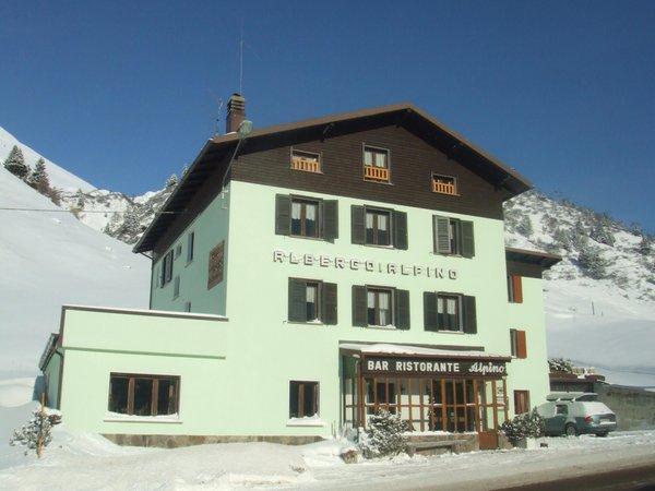 Foto invernale di presentazione Chalet Alpino - Hotel 3 stelle