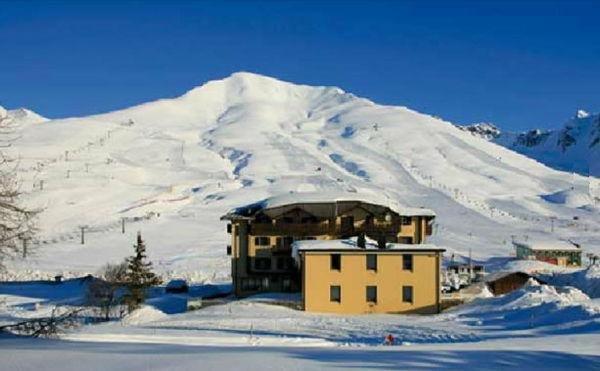 Foto invernale di presentazione Dolomiti - Hotel 3 stelle