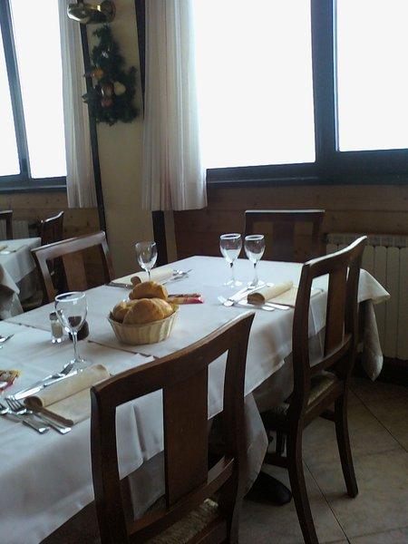 Il ristorante Passo Tonale Dolomiti