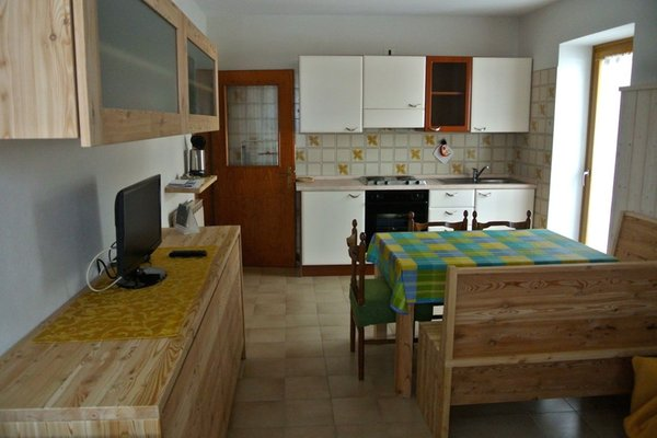 The living area Apartments Botton d'Oro