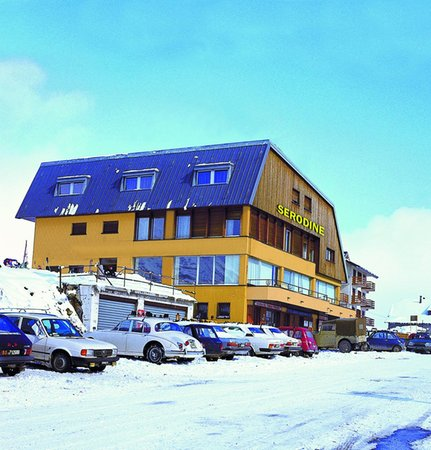 Foto invernale di presentazione Serodine - Appartamenti