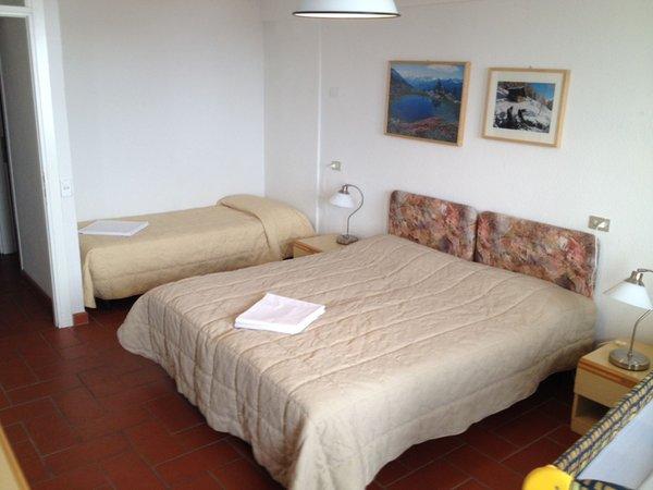 Foto della camera Appartamenti Serodine