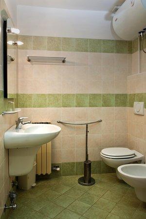 Foto del bagno Residence Redivalle