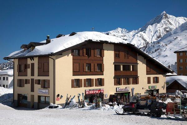 Foto invernale di presentazione Redivalle - Residence