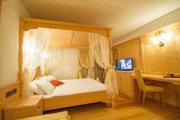 Foto della camera Hotel Chalet al Foss