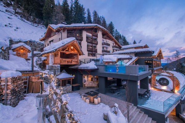 Winter presentation photo Hotel Chalet al Foss Alp Resort