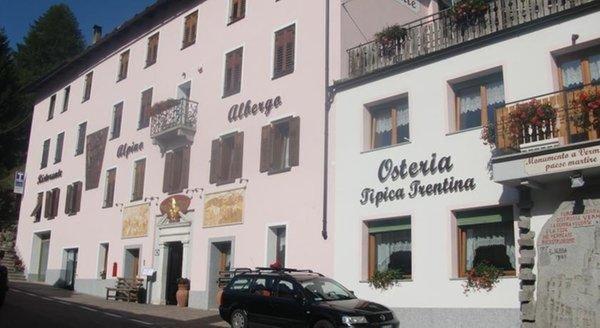 Foto estiva di presentazione Alpino - Hotel 1 stella