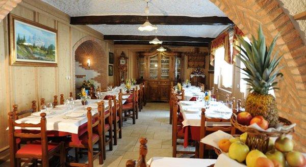 Il ristorante Vermiglio (Val di Sole e Val Rendena) Alpino
