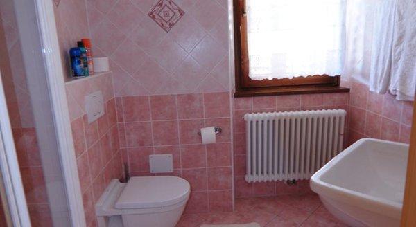 Foto del bagno Hotel Alpino