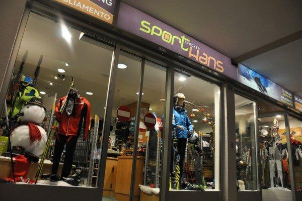 Foto di presentazione Sport Hans - Noleggio sci