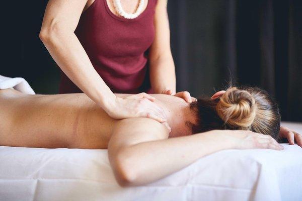 Il massaggio