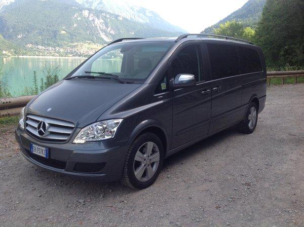 Foto di presentazione Taxi Autoservizi Mirco Zuccati snc