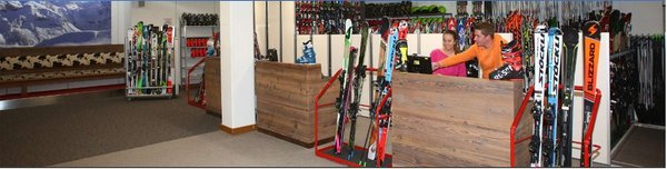 Foto di presentazione Il Comodo Sci - Noleggio e ski service