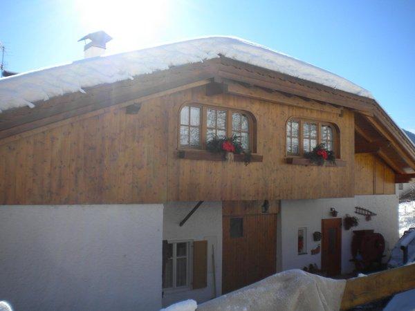 Winter Präsentationsbild Varesco Francesco - Ferienwohnung