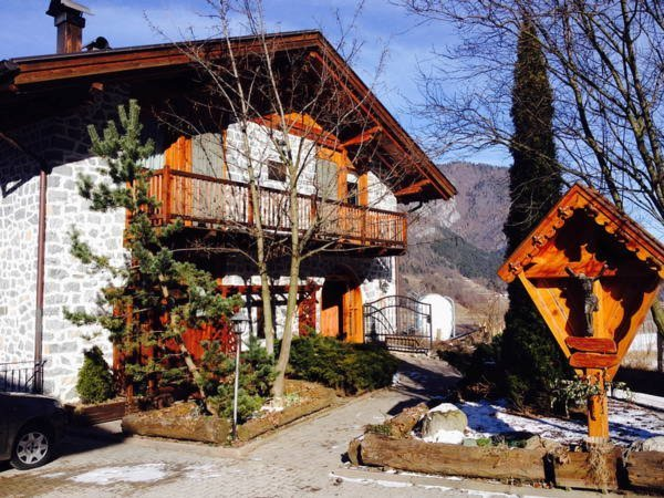 Winter presentation photo Restaurant Locanda San Martino