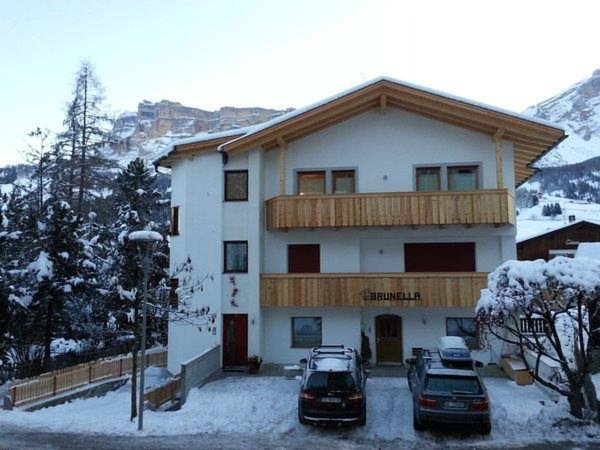 Foto invernale di presentazione Brunella - Appartamenti 2 soli