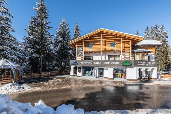Winter Präsentationsbild Skiverleih Ski Top Badia