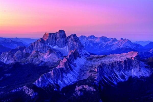 Panorama Cortina d'Ampezzo