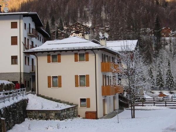 Foto invernale di presentazione Vecchia Latteria - Appartamenti