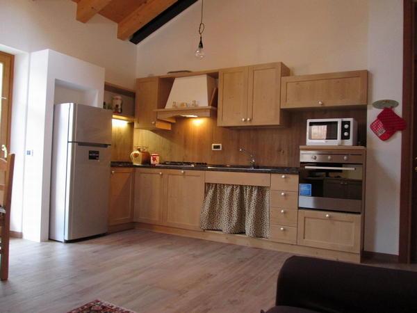 Foto della cucina Vecchia Latteria