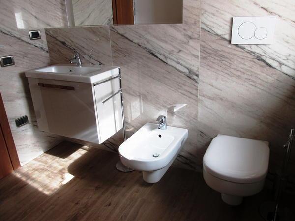 Foto del bagno Appartamenti Vecchia Latteria