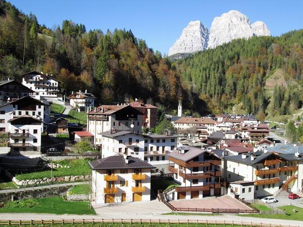 Panorama Val di Zoldo - Dont