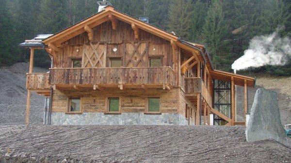 Foto estiva di presentazione Appartamenti Alpine Mountain Chalet