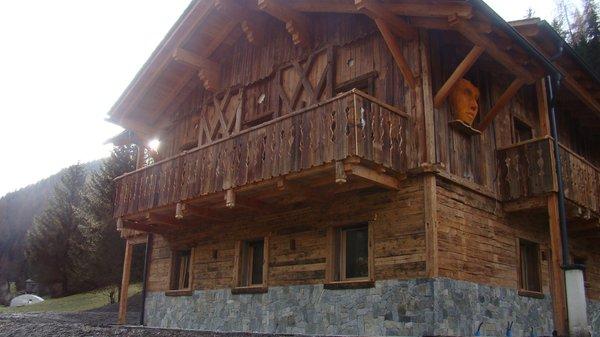 Foto esterno in estate Alpine Mountain Chalet