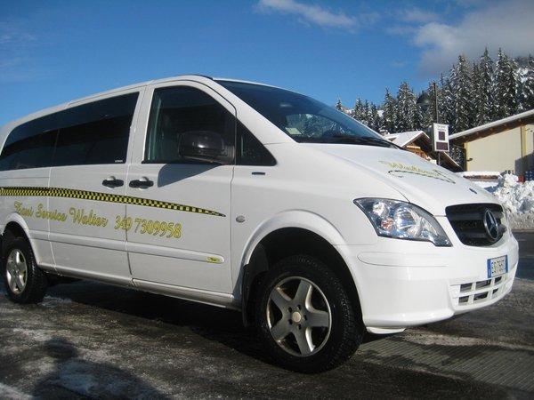 Foto di presentazione Taxi Service Walter