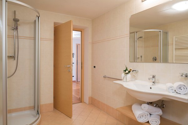 Photo of the bathroom Apartments Ciasa Col Cuch